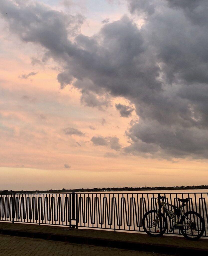 siracusa con la bici