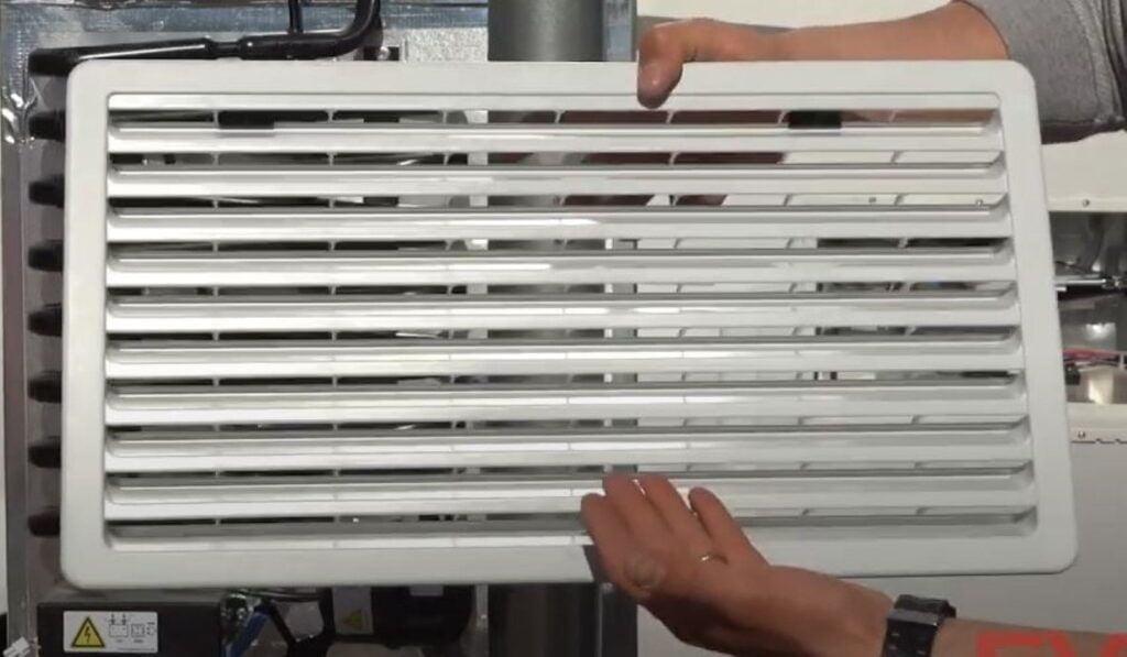 griglie del frigo